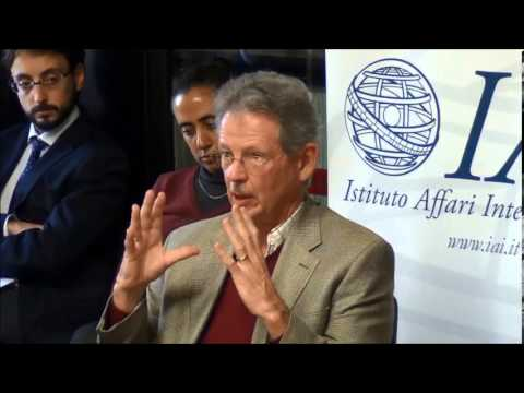 Robert Springborg - The future of Egyptian-American relations: lessons from the past