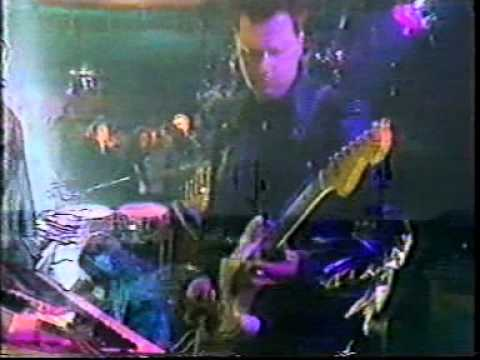 Cabaret Voltaire - I Want You & Hells Home Live Sheffield 17.12.85