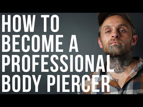How to Become a Professional Body Piercer | UrbanBodyJewelry.com
