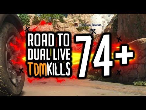 BRUINE CHOCOLADE! - Road to DUAL 70+ TDM KILLS #3 (COD: Black Ops 3)