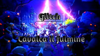 Fortnite Save the World - Glitch rides the lightning