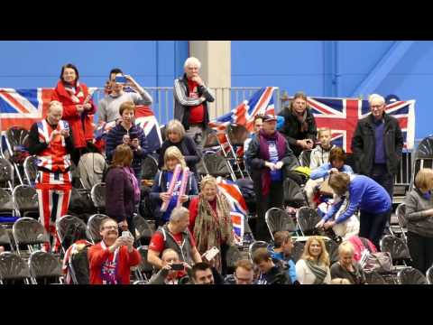 Fed Cup 2017 Great Britain won against Croatia