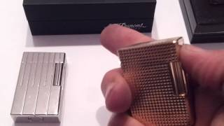 S. T. Dupont Ligne 1 Ping Sound Test