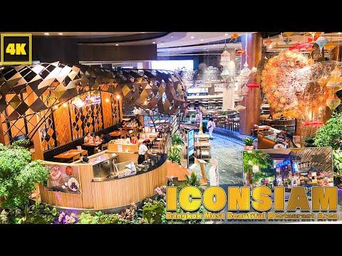 ICONSIAM / Bangkok Most Beautiful Restaurant Area
