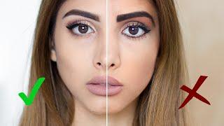 Ошибки в макияже/Как НЕ стоит краситься| Makeup Do's & Don'ts(, 2016-09-27T11:31:07.000Z)