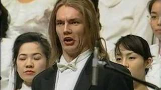 Nagano 1998 Opening Ceremony -  Beethoven Ode to Joy (1/2)