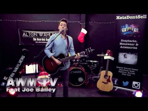 Joe Bailey - Let's Stay Together (Live on AWM TV)