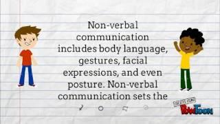 Verbale und Non-verbale Kommunikation
