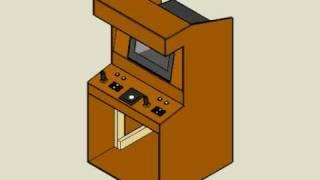 Arcade Cabinet Plans