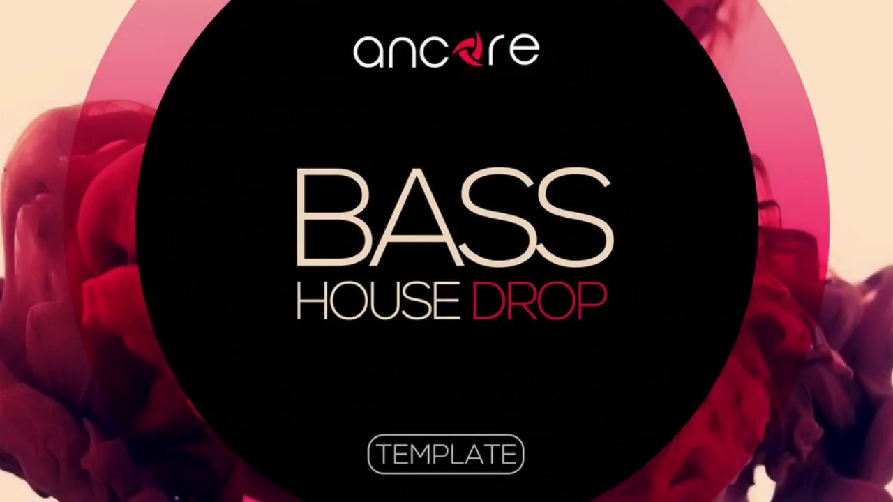 """BASS HOUSE DROP"" Logic Pro Template Free 