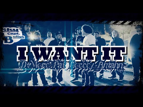 SCB x I WANT IT (Official Music Video)