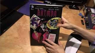 Batman Adventures Mad Love Deluxe Edition