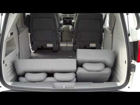 2010 VW Routan SEL w/RSE