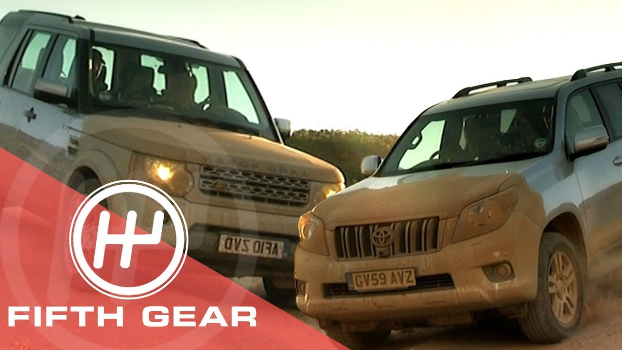 Fifth Gear: World's Best Off Roader