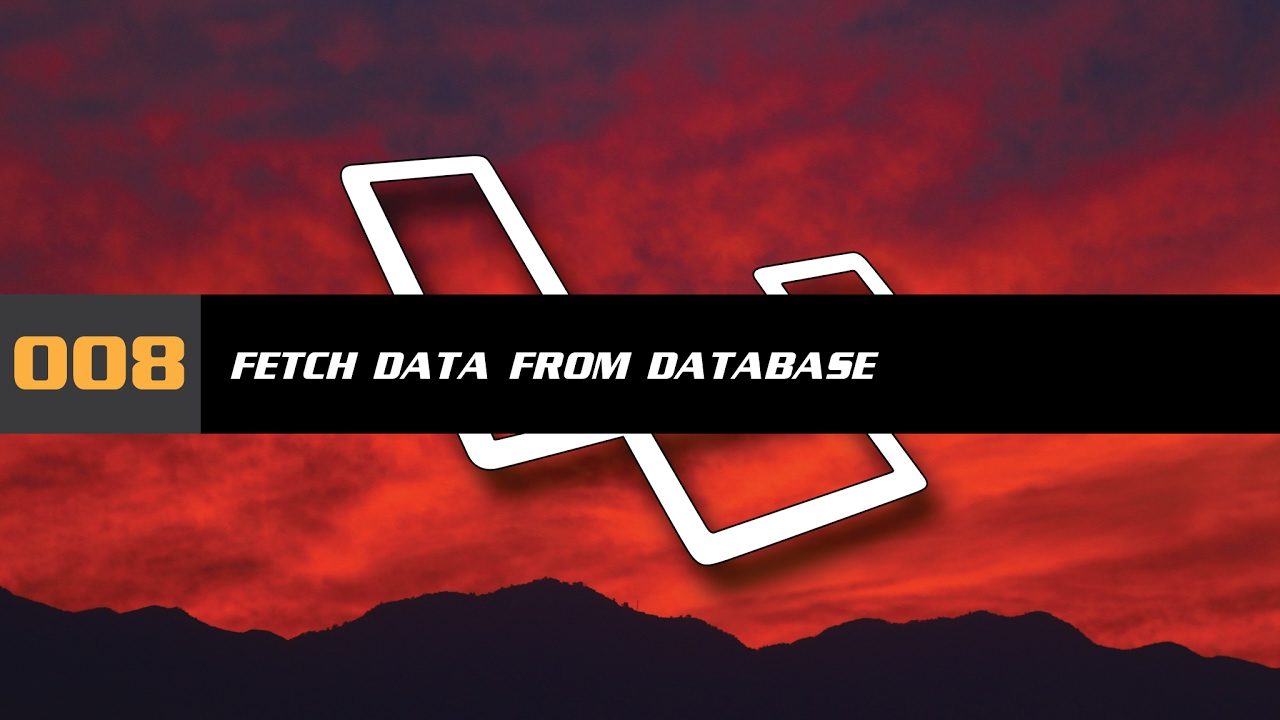 008 How to Get Data from Database in Laravel
