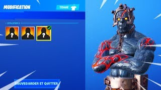DÉBLOQUER THE PHASE 3 OF SKIN SECRET ON FORTNITE! (2ND KEY)