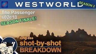 Westworld s02e10 Finale -