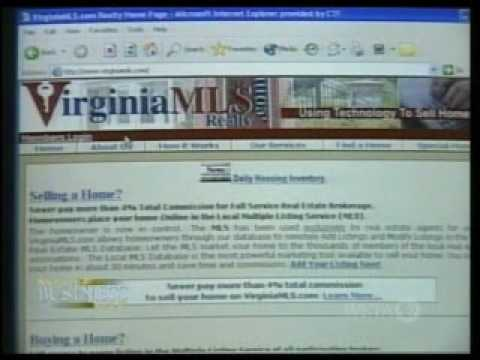 Virginia MLS PBS on National Association of Realtors and DOJ