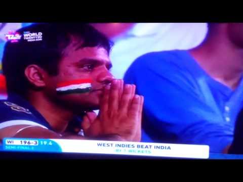 WestIndies beats India t20 semifinals