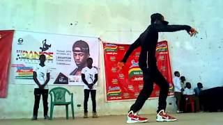 Churchez Nonstop Performes At Prempeh College SHS
