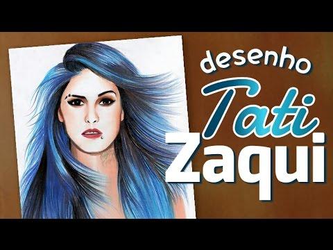 Desenho Tati Zaqui Vem Com A Tati Zaqui Youtube