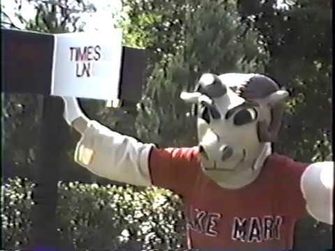1992 Lake Mary High School Video Yearbook