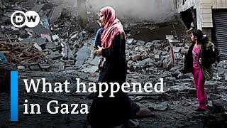 What happened in Gaza | DW News