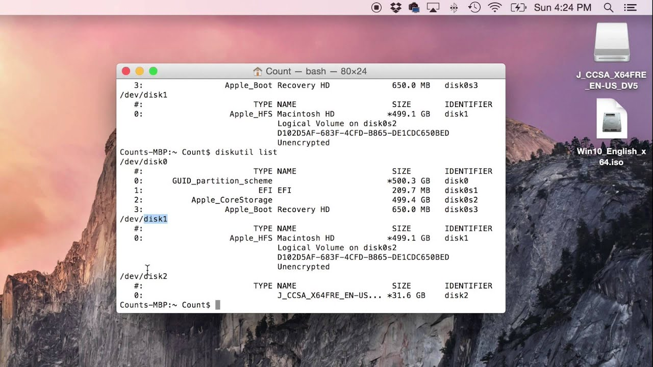 PC bootable Windows 10 usb with High Sierra | MacRumors Forums