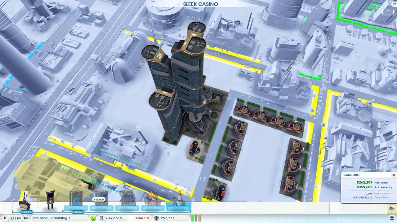 sim city casino