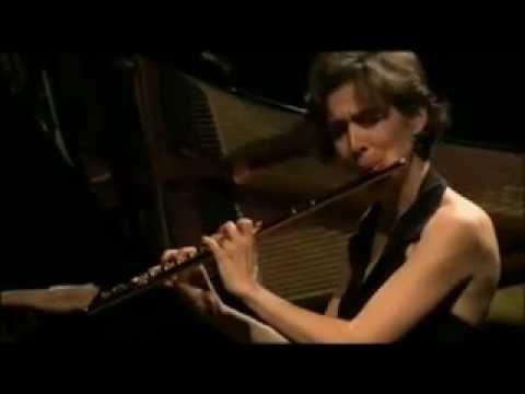 Poulenc- Flute Sonata - Juliette Hurel / Hélène Couvert