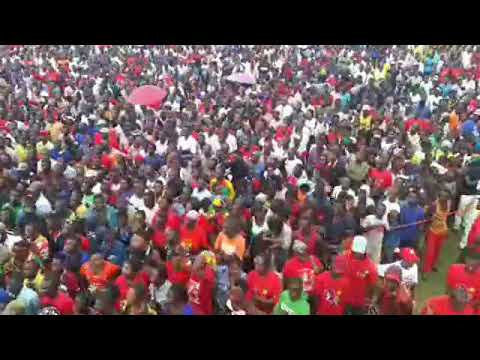 UPND Kasama Rally