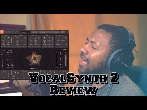 VocalSynth 2 First Look And Full Review - Best Vocal Effect Plugin Out?