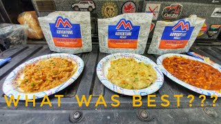 Easy Camp Lunch - Mouฑtain House Meals