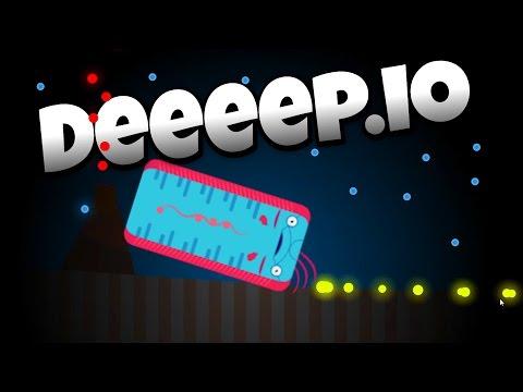 Deeeep.io - The Deadly New Oarfish! - Let