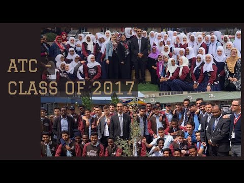 ATC - CLASS OF 2017 GRADUATION VIDEO (OFFICIAL)