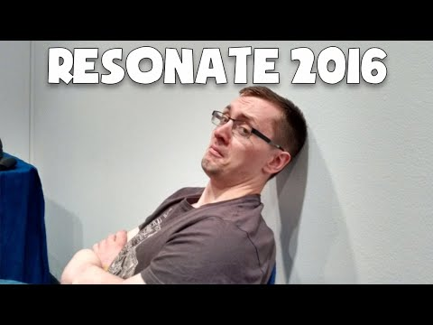 Scottish Festival Resonate Total Gaming 2016