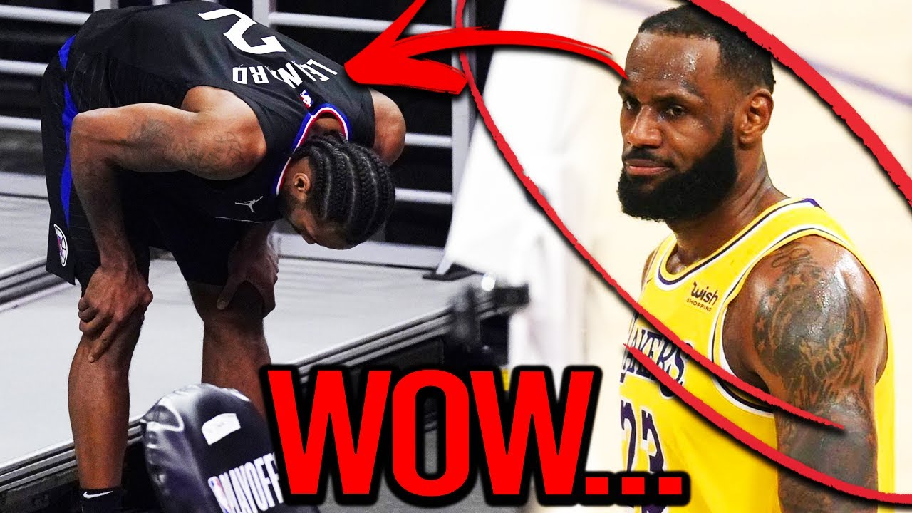 LeBron James Was Right About Kawhi Leonard & Chris Paul ....