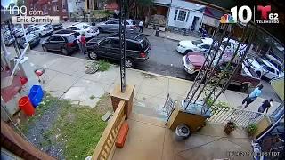 New Video Shows Tense Start to 7-Hour Philadelphia Standoff | NBC New York