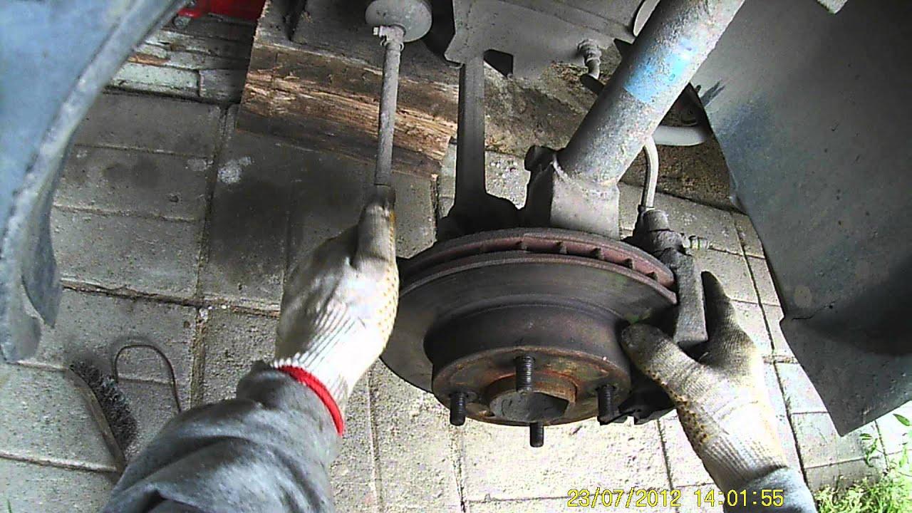 Форд фьюжн замена колёсной шпильки 12 фотография