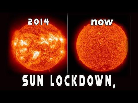 NASA : Solar Minimum is Coming 2020