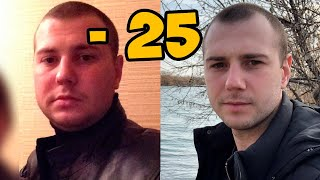 Как бросить пить и похудеть. история похудения Дмитрия