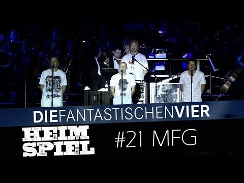 Die Fantastischen Vier - Heimspiel - MFG