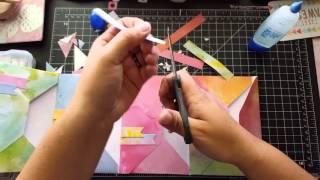 Envelope Flipbook in an Hour- Process Video 4x
