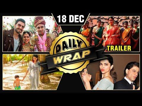 Deepika On Ranbir, Aishwarya Rai Gets Emotional, Kangana Manikarnika Trailer & More | Top 10 News