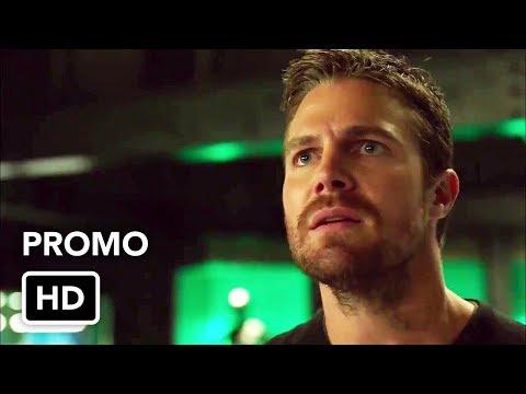 "Arrow 6x17 Promo ""Brothers in Arms"" (HD) Season 6 Episode 17 Promo"