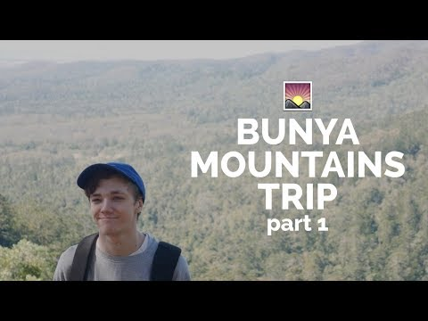 WINTER VACATION! - Bunya Mountains Trip, Pt. 1 | JackoVlogs