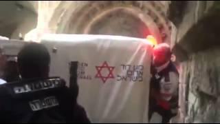 بالفيديو: الاحتلال يطلق النار على فتاة مقدسية بدعوى عملية طعن