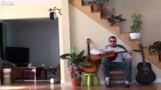 Terrible Guitarist Mistreats His Cat, Cat Exacts His Sweet Revenge