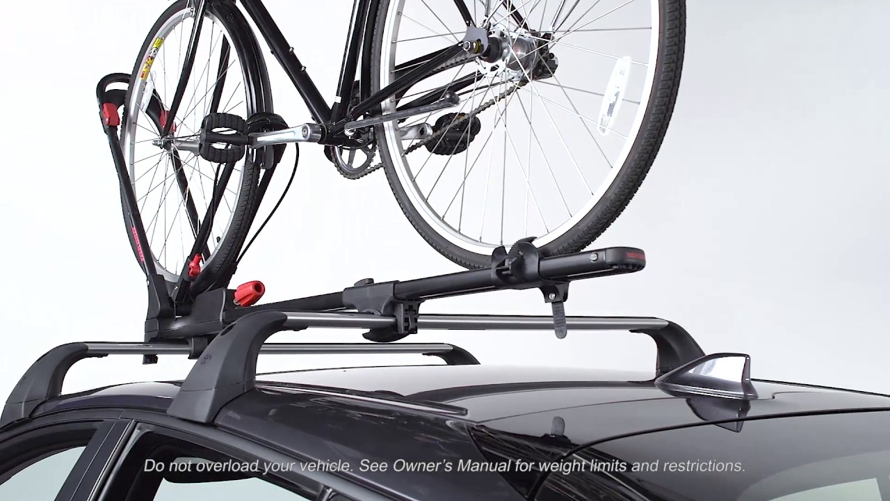 MY17 Prius Crossbars Capitol Toyota   Accessories Roof Rack