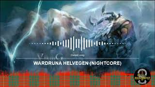 Download lagu WARDRUNA HELVEGEN (NIGHTCORE)